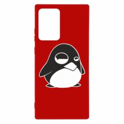 Чехол для Samsung Note 20 Ultra Penguin