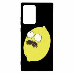 Чохол для Samsung Note 20 Ultra Pickle Rick Sanchez