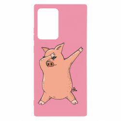 Чохол для Samsung Note 20 Ultra Pig dab