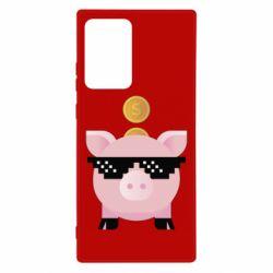 Чохол для Samsung Note 20 Ultra Piggy bank