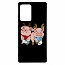Чохол для Samsung Note 20 Ultra Pigs