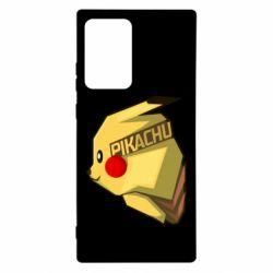 Чохол для Samsung Note 20 Ultra Pikachu