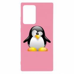 Чохол для Samsung Note 20 Ultra Пінгвін