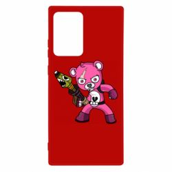 Чохол для Samsung Note 20 Ultra Pink bear