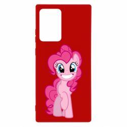 Чехол для Samsung Note 20 Ultra Pinkie Pie smile