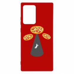 Чохол для Samsung Note 20 Ultra Pizza UFO