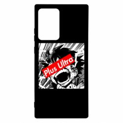 Чохол для Samsung Note 20 Ultra Plus ultra My hero academia
