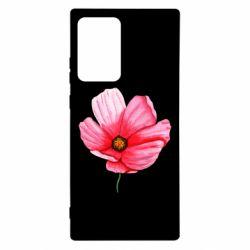 Чехол для Samsung Note 20 Ultra Poppy flower