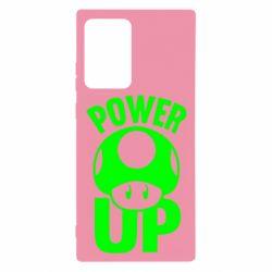 Чохол для Samsung Note 20 Ultra Power Up Маріо гриб