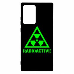 Чохол для Samsung Note 20 Ultra Radioactive