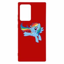 Чохол для Samsung Note 20 Ultra Rainbow Dash run