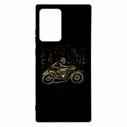 Чохол для Samsung Note 20 Ultra Raisin Hell Moto Racer