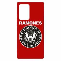 Чохол для Samsung Note 20 Ultra Ramones
