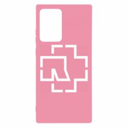 Чохол для Samsung Note 20 Ultra Ramshtain logo