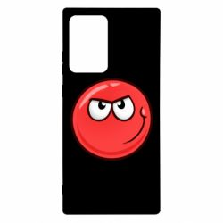 Чехол для Samsung Note 20 Ultra Red Ball game