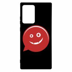 Чехол для Samsung Note 20 Ultra Red smile