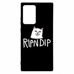 Чохол для Samsung Note 20 Ultra Ripndip and cat