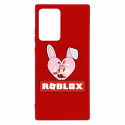 Чехол для Samsung Note 20 Ultra Roblox Bunny Girl Skin