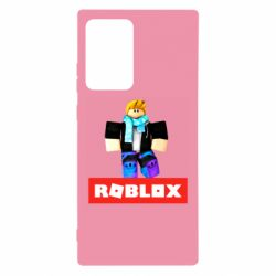 Чехол для Samsung Note 20 Ultra Roblox Cool