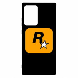 Чохол для Samsung Note 20 Ultra Rockstar Games logo