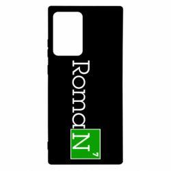 Чехол для Samsung Note 20 Ultra Roman