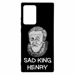 Чехол для Samsung Note 20 Ultra Sad king henry