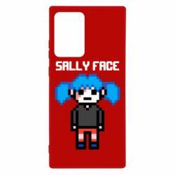 Чохол для Samsung Note 20 Ultra Sally face pixel