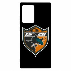 Чохол для Samsung Note 20 Ultra San Jose Sharks