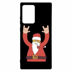 Чохол для Samsung Note 20 Ultra Santa Claus with a tube