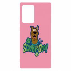 Чехол для Samsung Note 20 Ultra Scooby Doo!