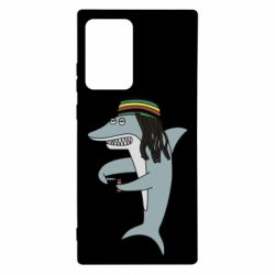 Чохол для Samsung Note 20 Ultra Shark Rastaman