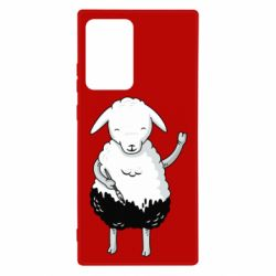 Чохол для Samsung Note 20 Ultra Sheep