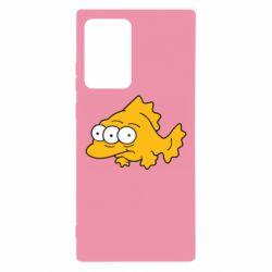 Чохол для Samsung Note 20 Ultra Simpsons three eyed fish