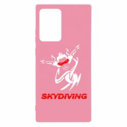 Чохол для Samsung Note 20 Ultra Skidiving