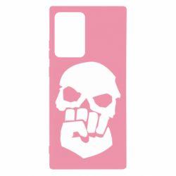 Чехол для Samsung Note 20 Ultra Skull and Fist