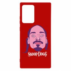 Чехол для Samsung Note 20 Ultra Snoop Dogg