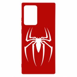 Чехол для Samsung Note 20 Ultra Spider Man Logo
