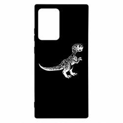 Чохол для Samsung Note 20 Ultra Spotted baby dinosaur