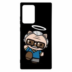 Чохол для Samsung Note 20 Ultra Stan lee in hello kitty style