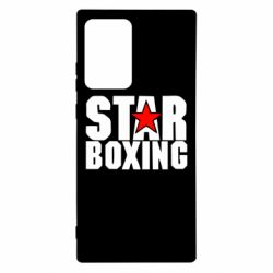 Чехол для Samsung Note 20 Ultra Star Boxing