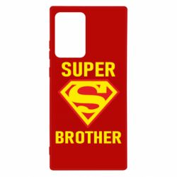 Чехол для Samsung Note 20 Ultra Super Brother