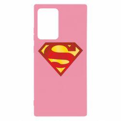 Чехол для Samsung Note 20 Ultra Superman Classic