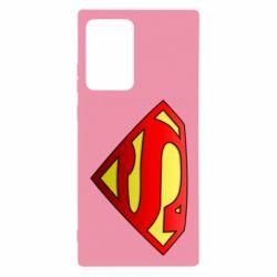 Чехол для Samsung Note 20 Ultra Superman Logo
