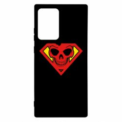 Чехол для Samsung Note 20 Ultra Superman Skull