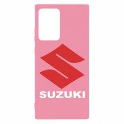 Чехол для Samsung Note 20 Ultra Suzuki