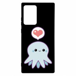 Чохол для Samsung Note 20 Ultra Sweet Octopus