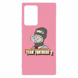 Чехол для Samsung Note 20 Ultra Team Fortress 2 Art