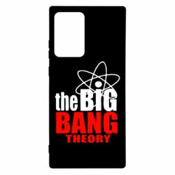 Чохол для Samsung Note 20 Ultra The Bang theory Bing