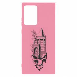 Чохол для Samsung Note 20 Ultra The castle is on the skull