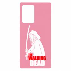 Чохол для Samsung Note 20 Ultra The walking dead (Ходячі мерці)